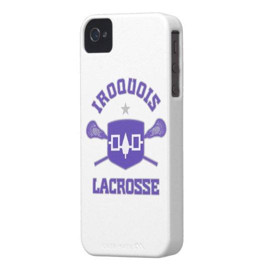 Iroquois Lacrosse iPhone 4 Case