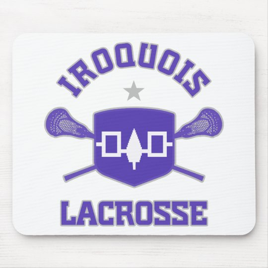 Iroquois Mouse Pad