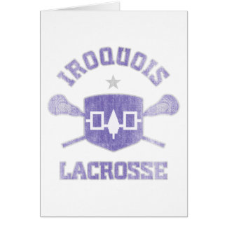 Iroquois-Vintage Greeting Card