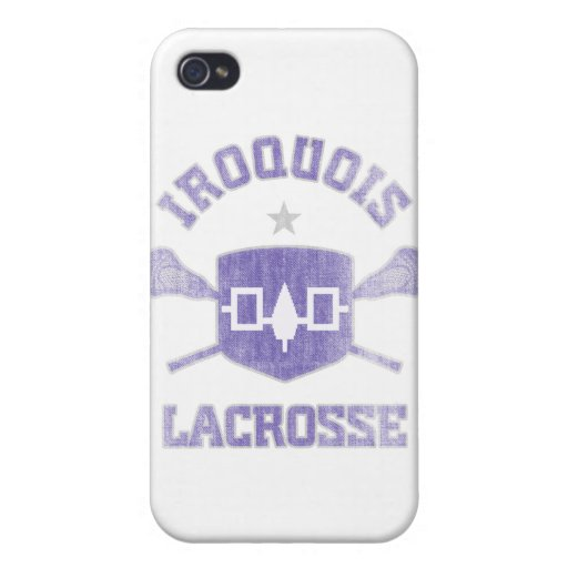 Iroquois-Vintage iPhone 4 Protector