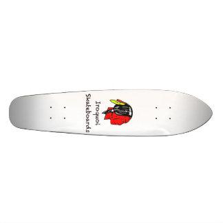 IroquoiSkateboards-Longboard Skateboard Deck