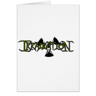 Irradiation Card