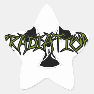 Irradiation Star Sticker