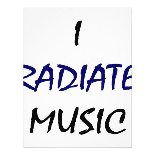 Irradio música tarjetón