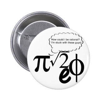 Irrational Buddies Button