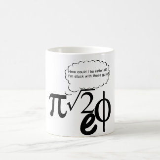 Irrational Buddies Coffee Mug