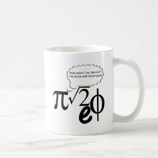 Irrational Buddies Coffee Mug