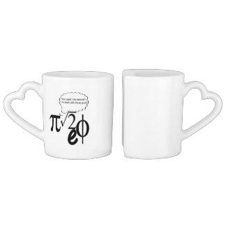 Irrational Buddies Coffee Mug Set