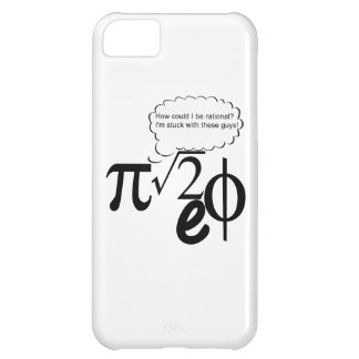 Irrational Buddies iPhone 5C Cover