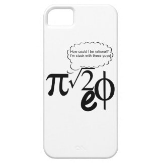 Irrational Buddies iPhone SE/5/5s Case