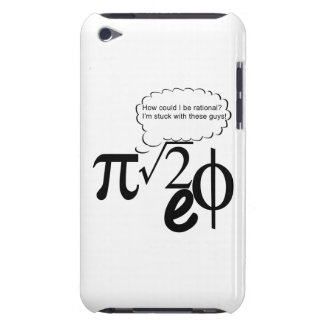 Irrational Buddies iPod Touch Cover