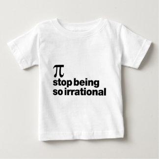 Irrational Pi Baby T-Shirt