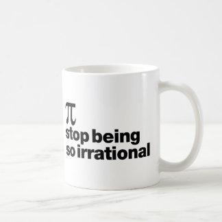 Irrational Pi Mugs