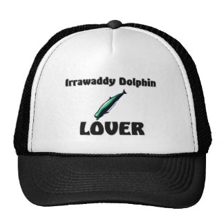 Irrawaddy Dolphin Lover Mesh Hat