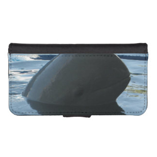 Irrawaddy Dolphin Peek-A-Boo iPhone SE/5/5s Wallet Case