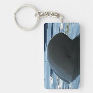 Irrawaddy Dolphin Peek-A-Boo Keychain