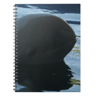 Irrawaddy Dolphin Peek-A-Boo Notebook