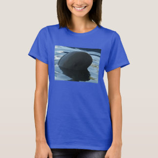 Irrawaddy Dolphin Peek-A-Boo T-Shirt