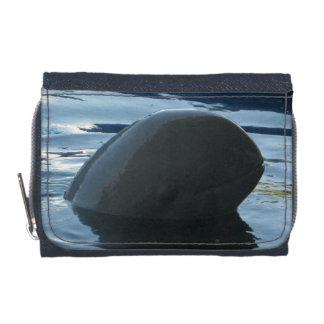 Irrawaddy Dolphin Peek-A-Boo Wallets
