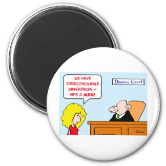 irreconcilable differences divorce magnet
