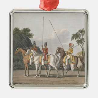 Irregular Cavalry Bengal Army 1817 plate 5 from Ornament