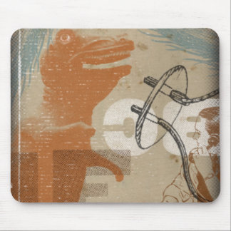 Irregular Frequency: BC Mouse Pad