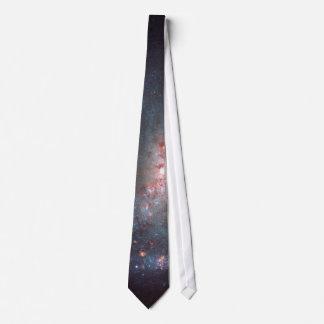 Irregular Galaxy NGC 4449 Caldwell 21 Neck Tie