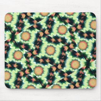 Irregular Geometric Pattern Mouse Pad