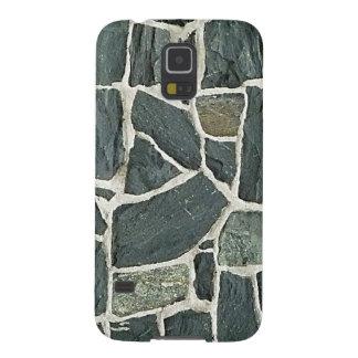 Irregular Stones Wall Texture Galaxy S5 Cases