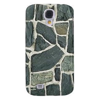 Irregular Stones Wall Texture Samsung Galaxy S4 Covers