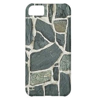 Irregular Stones Wall Texture iPhone 5C Cases