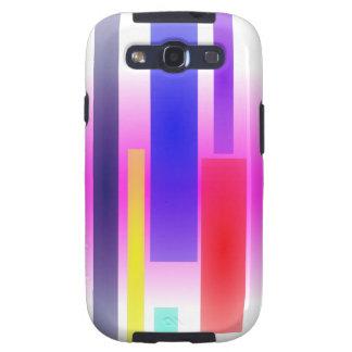 Irregular Stripes Samsung Galaxy S3 Case