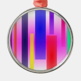 Irregular Stripes Ornaments
