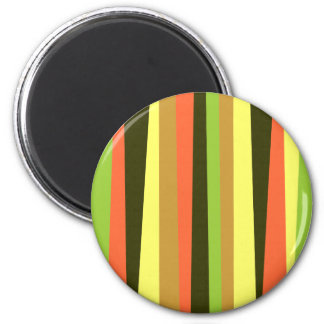 Irregular Stripes (Vertical) Magnet