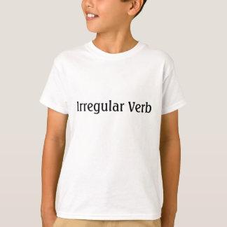 Irregular Verb T-Shirt