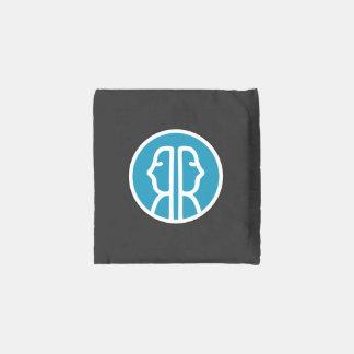 Irrelationship Packable Baggu Reusable Bag