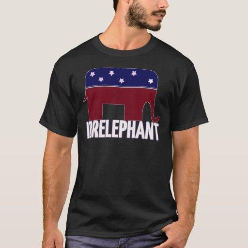 Irrelephant Playera