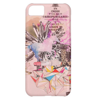 Irreplaceable, quirky kitsch girly art. iPhone 5C case