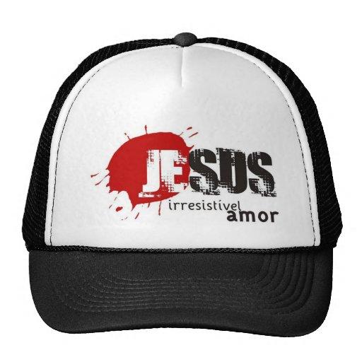 Irresistible Jesus cap Love Hat