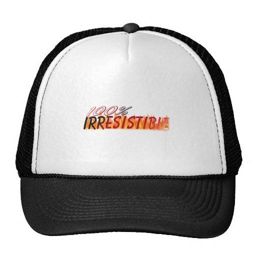 Irresistible Mesh Hats
