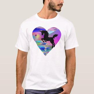 Irresistible Utherworld Unicorn Art T-Shirt