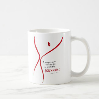 Irresistible Woman - mug