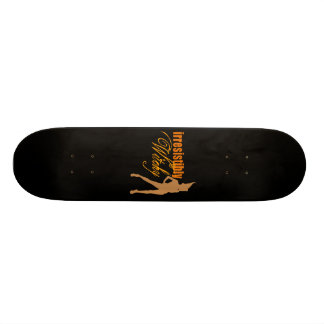 Irresistibly Witchy Skate Deck