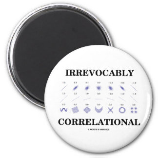 Irrevocably Correlational (Correlation Statistics) Magnet