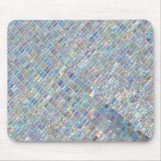 Irridescent TILE Mouse Pad