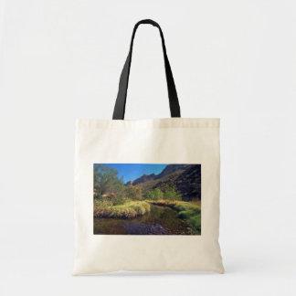 Irrigating The Desert Tote Bag