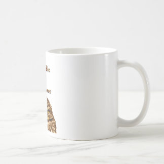Irritable Owl Coffee Mug