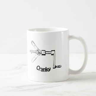 irritable taza clásica