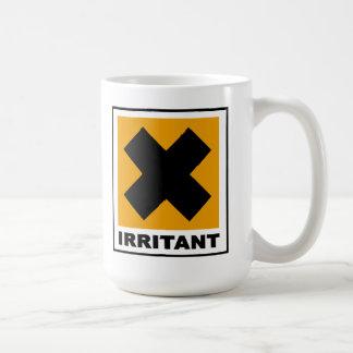 Irritant mug
