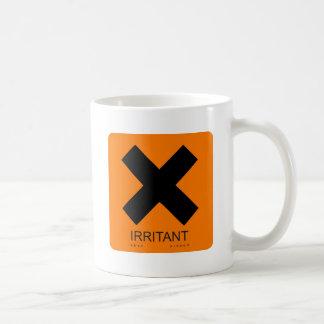 irritant (when pissed) mug